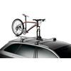 Thule Thru Ride 565 - Porte-vélos - noir/argent